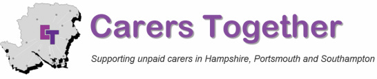 Carers Together - Hampshire, Portsmouth and Southampton